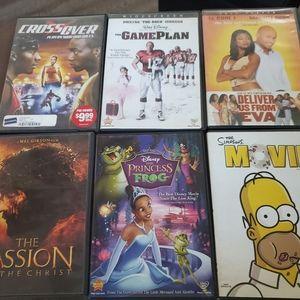 Family DVD pack! 😁